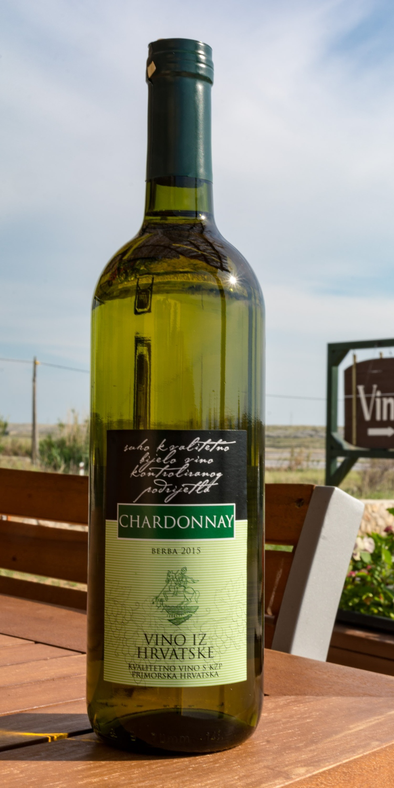 CHARDONNAY - Wines of the Island of Pag